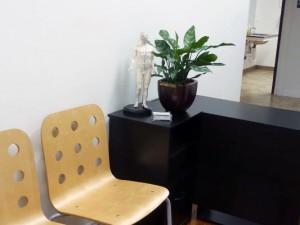 Orange Acupuncture front desk
