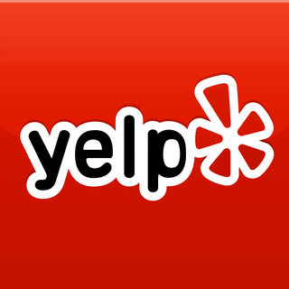 Share your experience on Yelp!